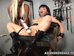 asian slavegirl tortured asshole