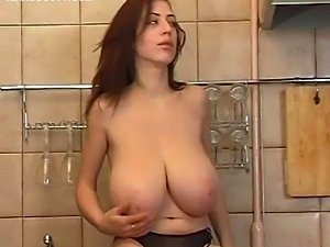 kitchen mature housewives
