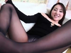 mature nylon stocking sex