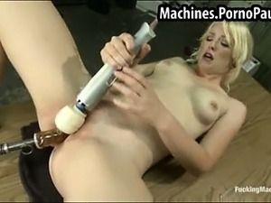 girly masturbation fuck machines