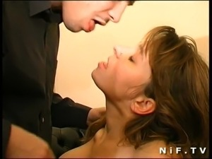 cum swallowing amateur threesome videos