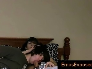emo teen porn on video