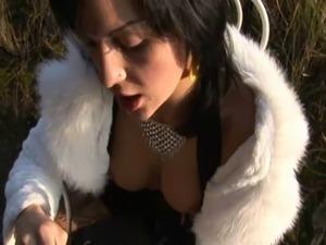 public breasts video
