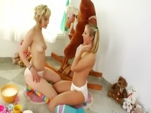 teen girl poopy diaper