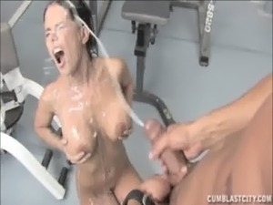 gym sex girl