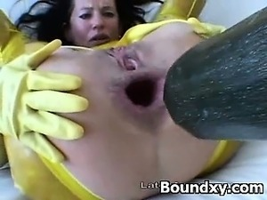free latex sex video