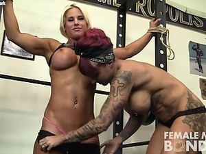 Lesbian gym teacher video
