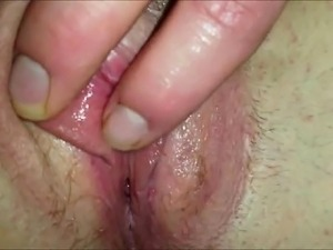 gorgeous ladies pussy closeup