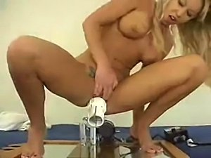 girl fucking machines sex galleries