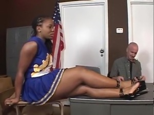 anal cheerleader sex