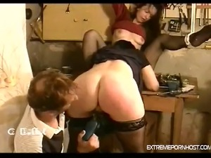 brutal young girl