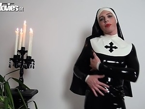 free nun sex video