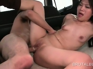 oral sex on bus