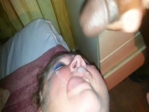 facial cumshot compilation videos