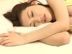Sleeping girl fucked video