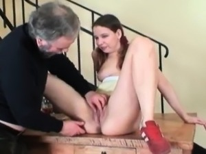 free video grandpa gets blowjob