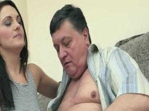 old man sex video