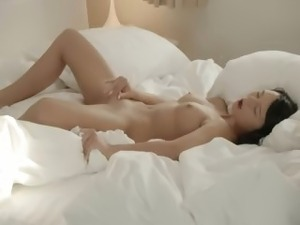home alone fingering pussy