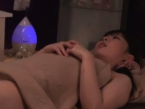 erotic massage of japanese girl