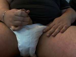 diaper girl suck