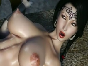 hentai 3d princess gets fucked by ogres free