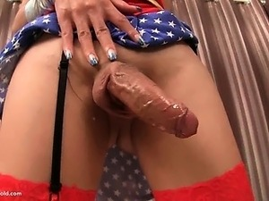 ladyboy group sex