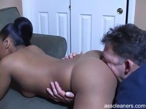 femdom movie nose in ass