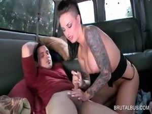 school bus driver sex videos