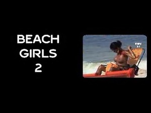 naked on the beach and video