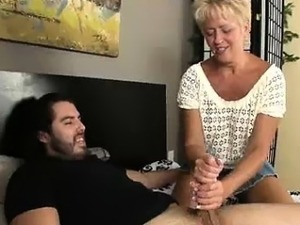my aunt naked video