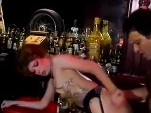 blonde vintage porn