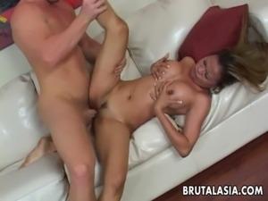 mature woman black lingerie brutal anal