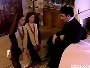 nuns spanking girl video