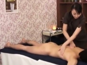 japanese threesome massage