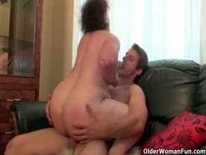 cougars interracial sex