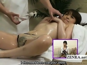 free naked japanese massage videos