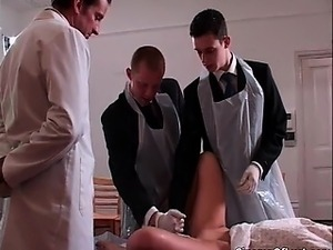 naked anal doctor