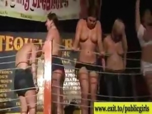 drunk nude college girls video