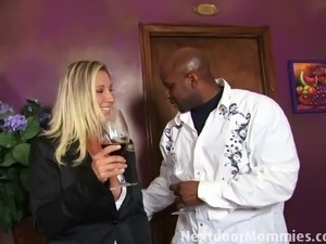 black guy in vampires suck