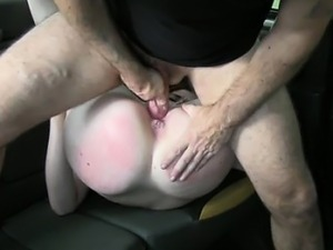 cums on gaping pussy
