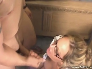 MILF Secretary Is Bad MILF