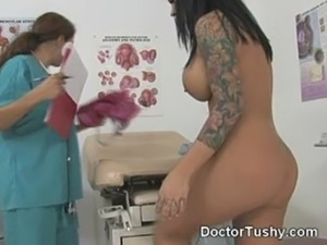 head nurse video tits