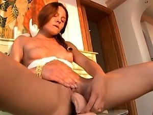 pigtail girlfriend fuck