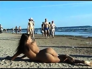 sex beach picture