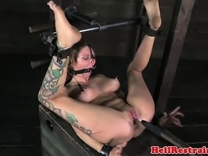 young naked girls in bdsm