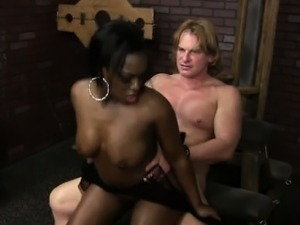 shy young black pussy