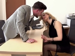 secretary sex fuck