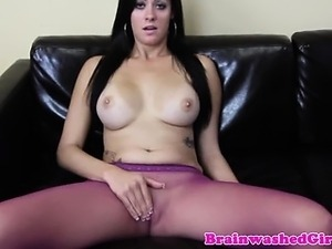 orgasm hypnotized girl