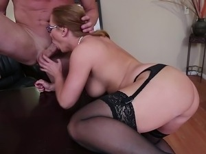 flashing secretary video