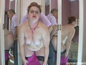 ugly fat girl having sex